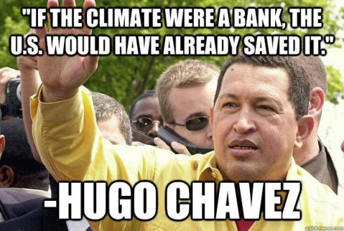 Hugo Chavez meme