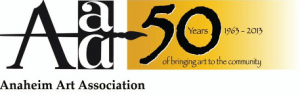 Anaheim Art Association logo
