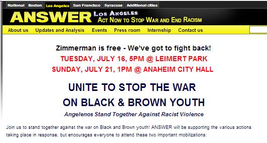 Answer LA trayvon