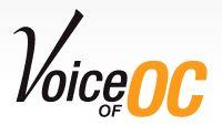 Voice of OC logo