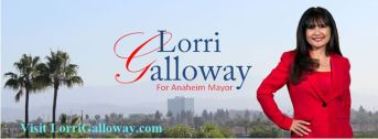 Galloway for mayor