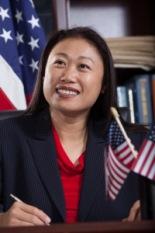 Supervisor Janet Nguyen