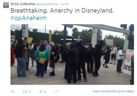 acsc anarchy in disneyland