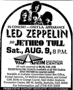 led zeppelin acc