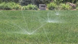 Lawn-Watering