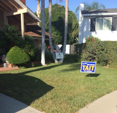 tait sign moreno house