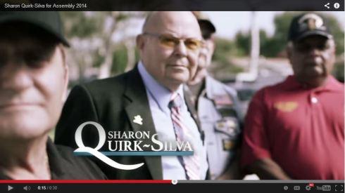 Chuchua Quirk-Silva TV ad