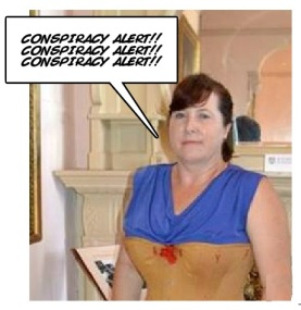 ward conspiracy alert