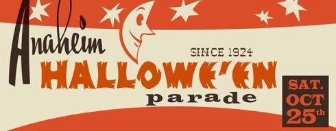 anaheim halloween parade graphic