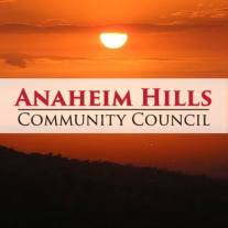 anaheim hills community council logo