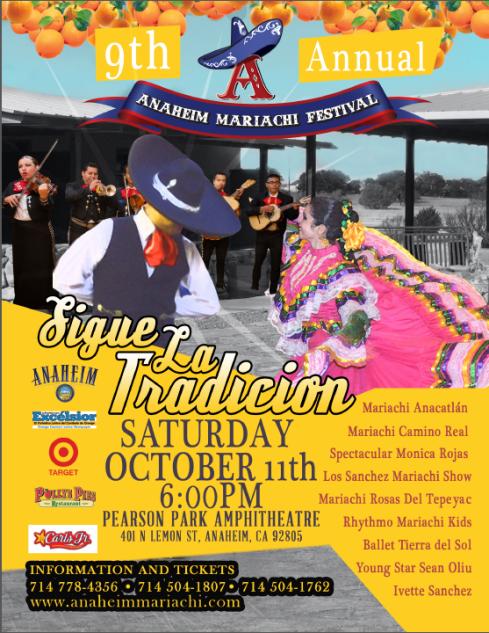 anaheim mariachi festival