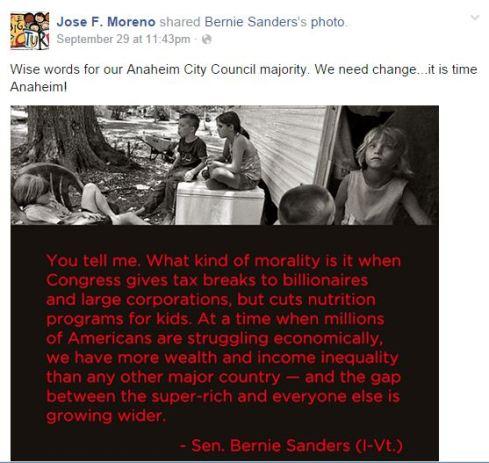 Quotes socialist bernie sanders