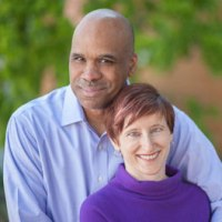 Steve Phillips and Susan Sandler